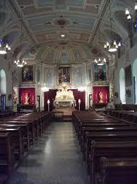 Chapelle jésuites